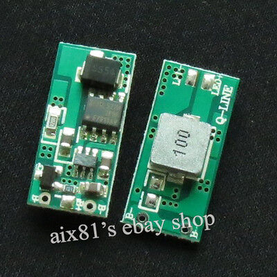 445nm 520nm 1w 2w 3w Laser Diode Drive Driver Board Pcb 6-14v Voltage Input