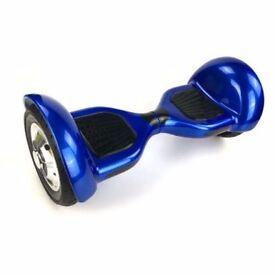 Hoverboard Blue Classic 10 inch!!! FREE DELIVERY