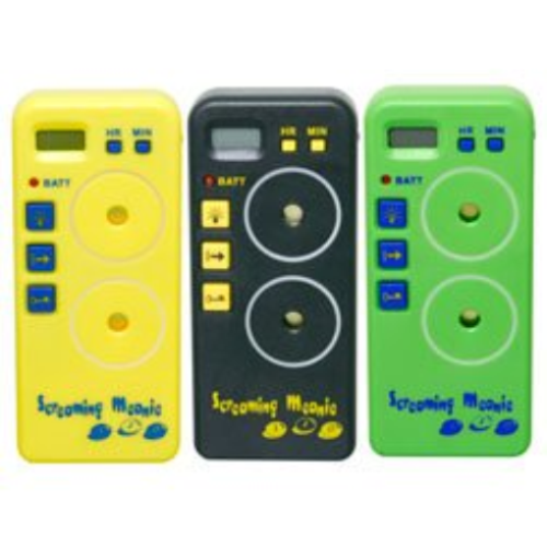 Screaming Meanie 110 Alarm Timer TZ-120 Assorted Colors