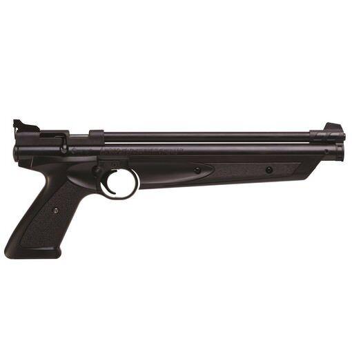 Crosman P1377 American Classic Pump Pellet .177 Black Airgun Air Pistol