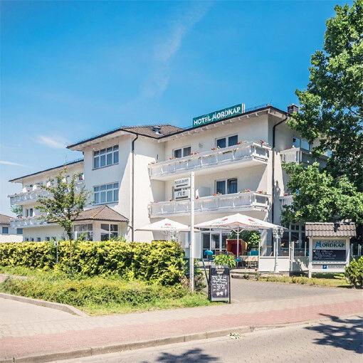 5T Kurzurlaub Usedom Wellness Hotel Strand Meer schwimmen Ostsee Therme Reise 2P