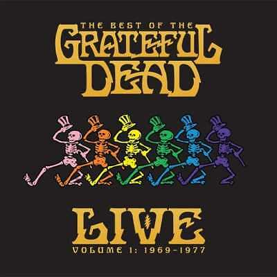 The Best Of The Grateful Dead Live: 1969-1977 (Vol. 1 -Remastered) (2LPs)