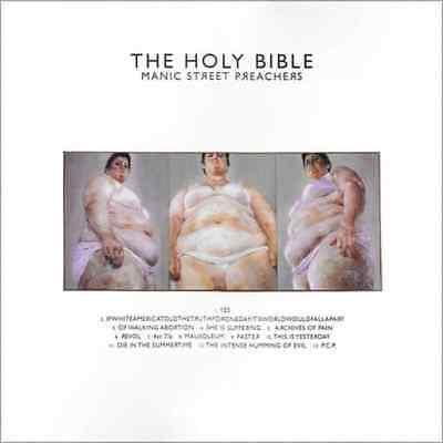 Manic Street Preachers: The Holy Bible LP