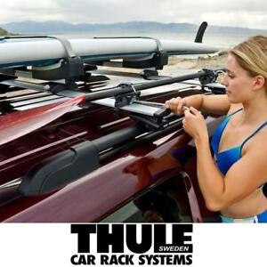 NEW THULE STANDUP PADDLEBOARD TAXI 810XT 204788681 810XT SPPED LINK MOUNTING SYSTEM CAR RACK RACKS PADDLEBOARDS TRANS...