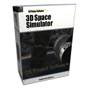 3D-Space-Simulator-Astronomy-Computer-Software-Program