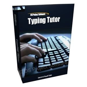 Professional-Typing-Tutor-Software-Learning-Program-Learn-to-Touch-Type-Fast