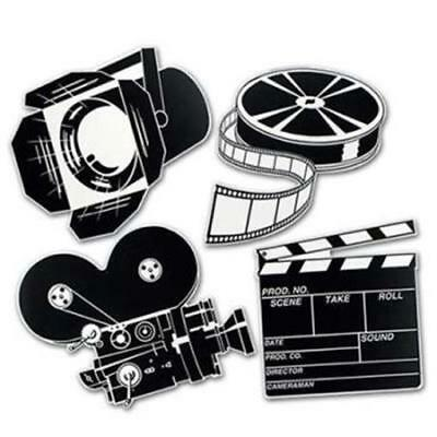 Red Carpet Movie (Movie Set Cutouts Movie Red Carpet Awards VIP Party)