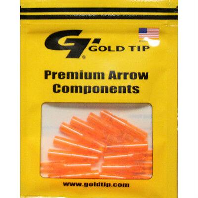- Gold Tip 12pk .246 GT Series Nock Flo Orange Archery Arrow #23451 Replacements