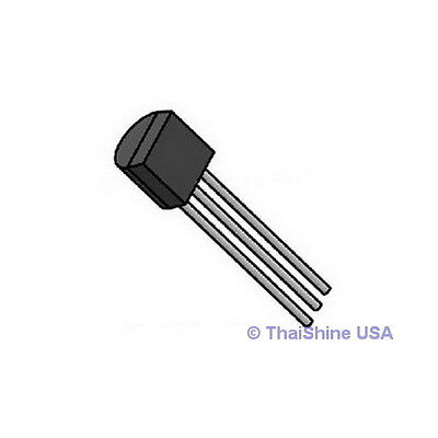10 X L78l05acz L78l05 78l05 5 Volts 100ma Voltage Reg.