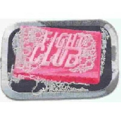 Fight Club Movie Soap Logo Embroidered Patch, NEW UNUSED