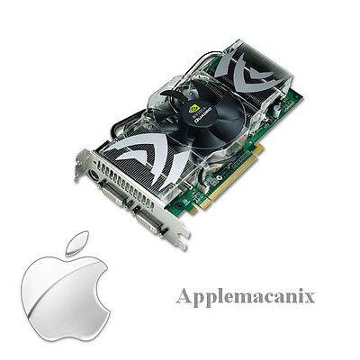NEW Intel Mac Pro nVidia Quadro FX 4500 512MB Video Card 1st Gen 2006-2007 comprar usado  Enviando para Brazil