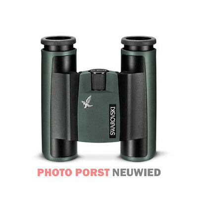Swarovski Optics Binoculars Cl Pocket 10x25 B Green - Specialist (Optical Retailers)