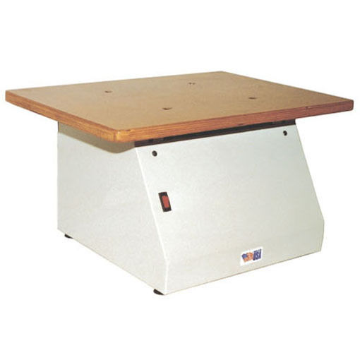 Lassco LJ-8 Flat Top Table Top Paper Jogger LJ8