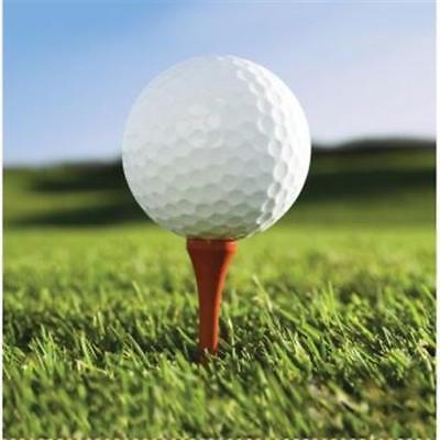 Golf Napkins - Sports Fanatic Golf Beverage Napkins 18 Pack Birthday Party Decorations
