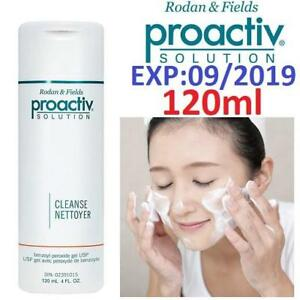 NEW PROACTIV CLEANSER 120ml 226811207 60 DAY CLEANSE EXP:09/2019