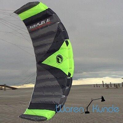 ||| PARAFLEX TRAINER KITE 3.1 ||| Lenkdrachen Lenkmatte Wolkenstürmer Safety