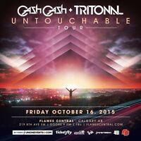 Tritonal & CashCash Flames Central hard copies available!!