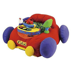 K's Kids Jumbo Go - Soft Cuddly Car Shaped Activities STILL AVAILABLE