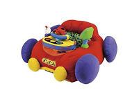 K's Kids Jumbo Go - Soft Cuddly Car Shaped Activities STILL AVAILABLE