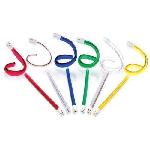 Blue Flexo® Disposable Plastic Saliva Ejectors 500/PCS