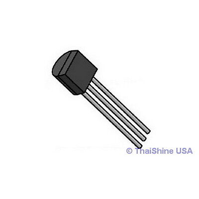 50 X 2n7000 Mosfet N-channel 60 Volts 0.2 Amps
