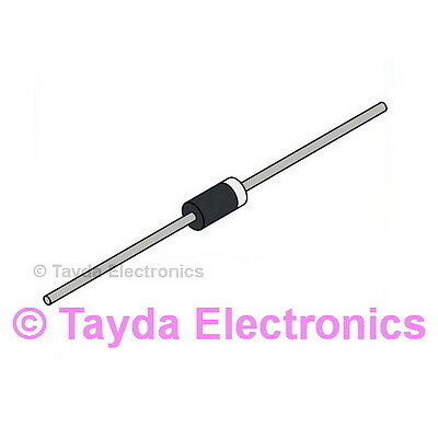 10 X 1n5819 Schottky Barrier Diode 1a 40v - Free Shipping