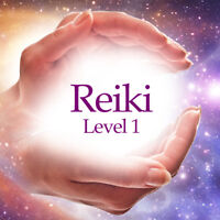 Reiki practitioner level 1 class