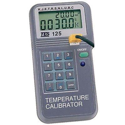 Temperature Calibrator K J E T R S N L U B C Thermocouple Auto Ramp T Function