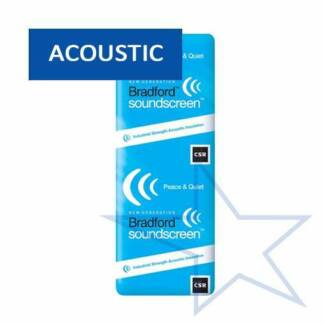 Bradford Soundscreen Acoustic Sound Insulation Batts