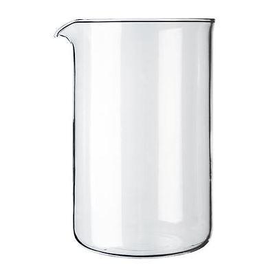 Bodum Transparenten Glasersatz Kaffeemaschine Becher 12 Tasse 1.5L (51 Unzen) ()