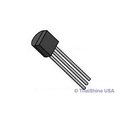50 X Bc548 Transistor Npn 30v 0.1a - Usa Seller - Free Shipping