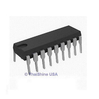 10 X Uln2803a Uln2803 Transistor Array-8 Npn Ic Thosiba - Usa Seller
