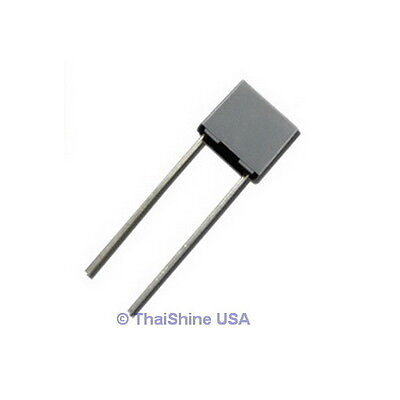 5 x 1uF 100V 5% Polyester Film Box Type Capacitor - USA SELLER - Free Shipping