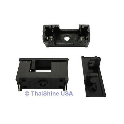 5 x Fuse Holder with Cover 5x20mm M205 PCB 4A - USA Seller - Get It Fast
