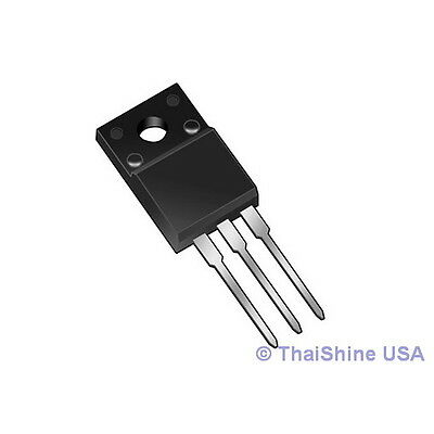 3 X Irfs630 Mosfet 0.40 Ohm 9a 200v N-channel Transistor Irfs630b - Usa Seller