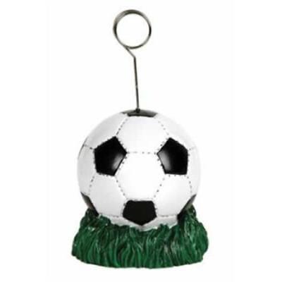 Soccer Ball Photo/Balloon Holder Birthday Party Decorations