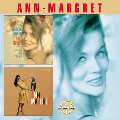 Ann Margret  Bachelors Paradise   On The Way Up New Cd