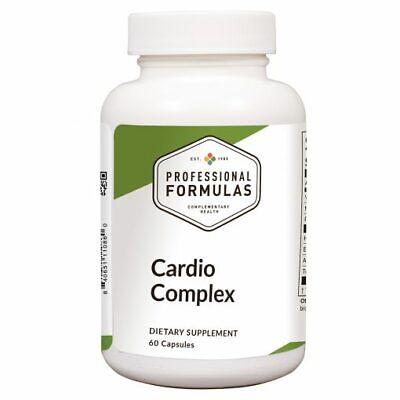 CARDIO COMPLEX NEW ZEALAND GLANDULARS SUPPLEMENTS PROFESSIONAL FORMULAS HEART