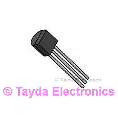 100 X Bc548 Bc548b Transistor Npn 30v 0.1a - Free Shipping