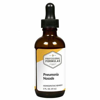 PNEUMONIA NOSODE PROFESSIONAL FORMULAS RESPIRATORY IMMUNE SYSTEM SUPPORT