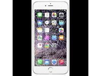 WANTED CRACKED/DAMAGED IPHONES - CASH PAID