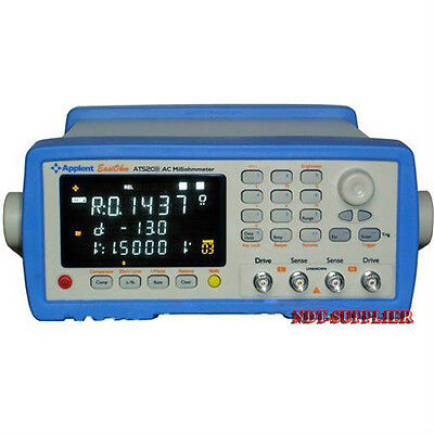 At520se Ac Low Ohm Resistance Meter Battery Internal Resistance Meter