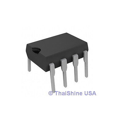 2 X Tl022cp Tl022 Operational Amplifier Ic - Usa Seller - Free Shipping