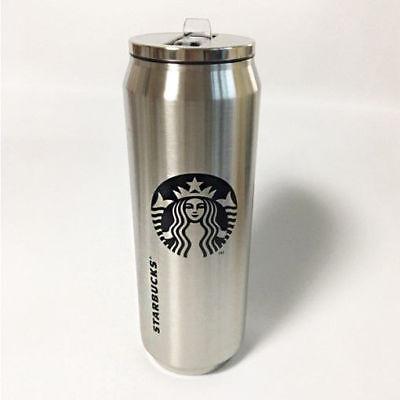 Starbucks Beer Can Tumbler 500ml Keep Warm Cool -Nu