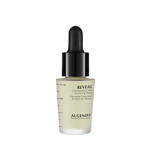 reveal concentrated color correcting drops green 5