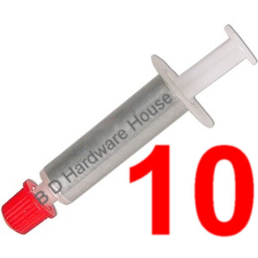 10 Pack - Best Value Thermal Grease CPU HeatSink Compound Paste
