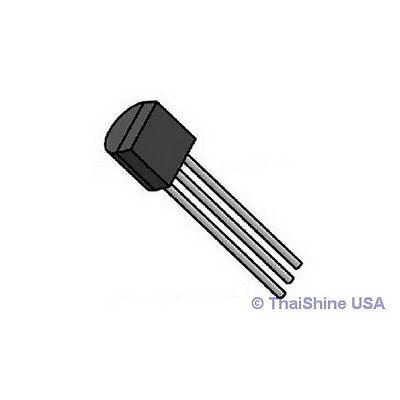 100 X 2n4403 Transistor Pnp 40 Volts 600 Ma - Usa Seller - Free Shipping