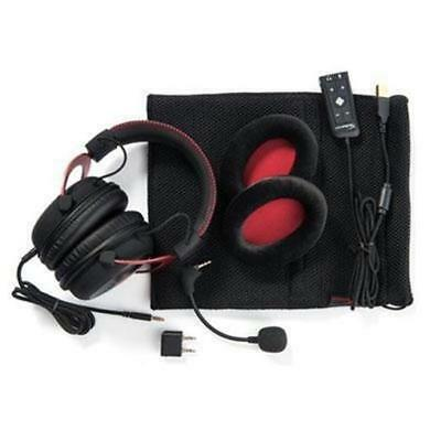 Kingston Value Ram KHX-HSCP-RD Hyperx Cloud Ii Gaming Headset Red segunda mano  Embacar hacia Spain