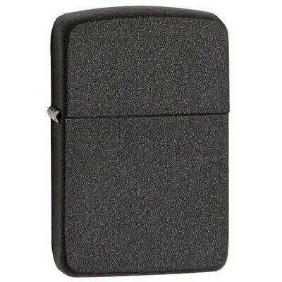 Zippo 28582 1941 Black Crackle Lighter