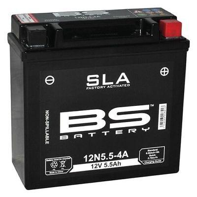 Motorrad BS SLA Batterie wartungsfrei 12N5,5-4A für Yamaha YZF-R 125 Sla-batterie